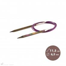Matériel Aiguilles circulaires 150cm Symfonie 6,5mm