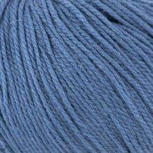 Laine mérinos BB Merinos Bleu Totoro 868