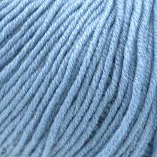 Laine mérinos Gueret Bleu Sardine 021