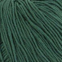 Laine mérinos Gueret Vert Epicéa 057