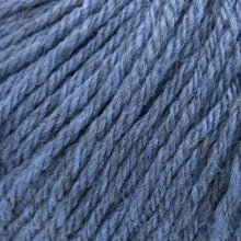 Laine mérinos Nimbus Bleu Pervenche 718