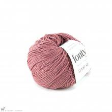 Laine mérinos Soyeuse Rose Rhodonite 103