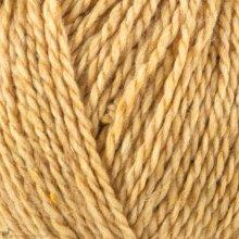 Laine mérinos Super Tweed Jaune Moutarde 027