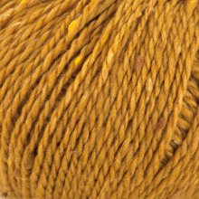 Laine mérinos Super Tweed Jaune Ocre 026