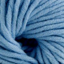 Laine cachemire Charme Bleu Myosotis 087