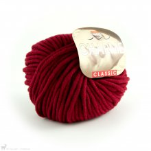 Laine cachemire Charme Rouge Begonia 072