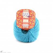 Duo Comfort Bleu Turquoise 86 - Adriafil