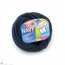 Fil de coton Navy Bleu Marine 40