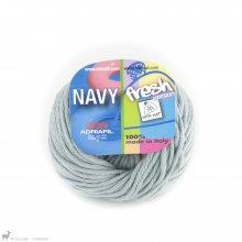 Fil de coton Navy Gris Lune 43