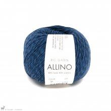 Fil de coton Allino Bleu Jeans 31