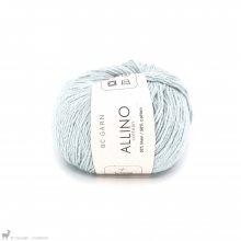 Fil de coton Allino Bleu Misty 28