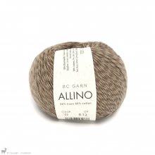 Fil de coton Allino Brun Clair 02