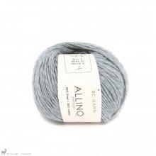 Fil de coton Allino Gris Silver Grey 07