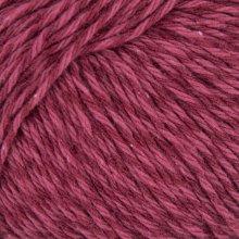 Fil de coton Allino Rouge Bordeaux 15