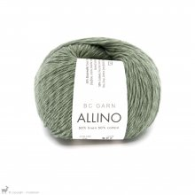 Fil de coton Allino Vert Olive 26