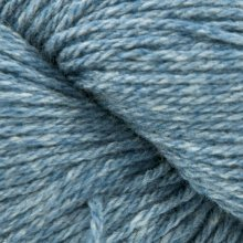 Laine de mouton Bio Balance Bleu BL026