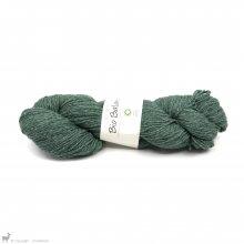 Laine de mouton Bio Balance Vert Epicea BL005