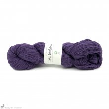 Laine de mouton Bio Balance Violet Mûre BL024