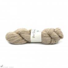 Laine de mouton Bio Shetland Beige Camel SH02