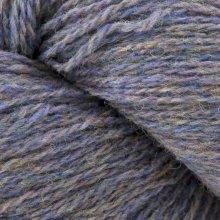 Laine de mouton Bio Shetland Violet Lilas Clair SH25