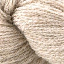 Laine de mouton Bio Shetland Blanc Naturel SH01