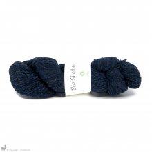 Laine de mouton Bio Shetland Bleu SH23