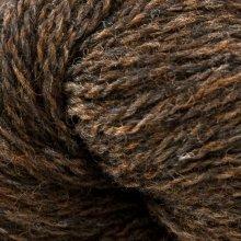 Laine de mouton Bio Shetland Brun Marron SH06
