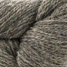 Laine de mouton Bio Shetland Brun Granite SH03