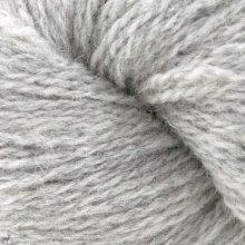 Laine de mouton Bio Shetland Gris Argenté SH41