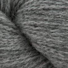 Laine de mouton Bio Shetland Gris SH42