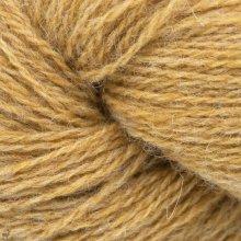 Laine de mouton Bio Shetland Jaune Blé SH38