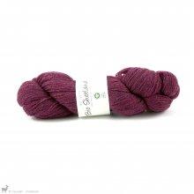 Laine de mouton Bio Shetland Rose SH31