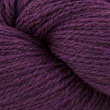 Laine de mouton Bio Shetland Violet SH28