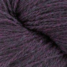 Laine de mouton Bio Shetland Violet SH29