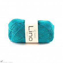 Fil de lin Lino Bleu Aqua Ln 56