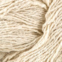 Fil de soie Soft Silk Blanc Naturel SS34
