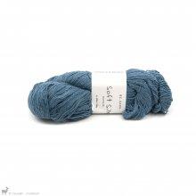 Fil de soie Soft Silk Bleu Pétrole Clair SS14
