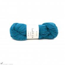 Fil de soie Soft Silk Bleu Pétrole SS16