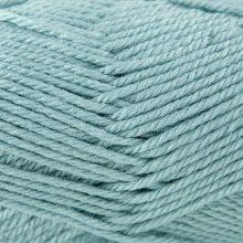 Laine de mouton Bamboulene Bleu Glacier 210