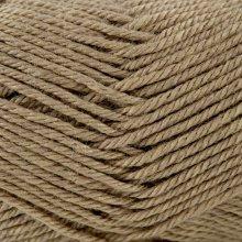 Laine de mouton Bamboulene Brun Grège 022