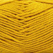 Laine de mouton Bamboulene Jaune Tournesol 101