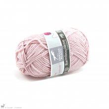Laine de mouton Bamboulene Rose Poudre 289