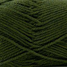 Laine de mouton Bamboulene Vert Kaki 057