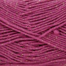 Fil de coton Comète Rose Framboise 037