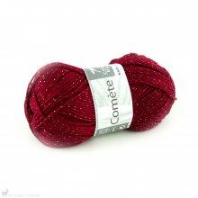 Fil de coton Comète Rouge Rubis 305