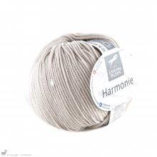 Laine cachemire Harmonie Blanc Mastic 038