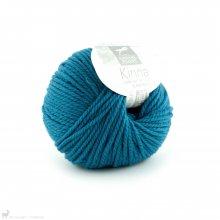 Laine de mouton Kinna Bleu Colvert 299