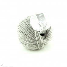 Laine de mouton Kinna Gris Flanelle 058