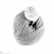 Quito Gris Flanelle 58 - Cheval Blanc