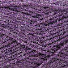 Laine d'alpaga Tobiane Violet Iris 084